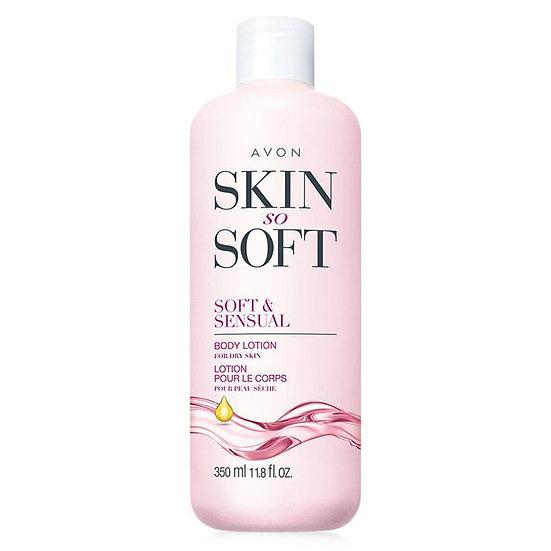 Avon Skin So Soft Soft and Sensual Body Lotion