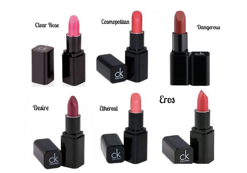 Calvin KleinDelicious Luxury Cream Lipstick