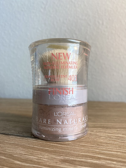 L'Oréal Paris Bare Naturale Luminizing Mineral Finish
