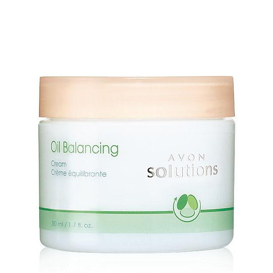 Avon Solutions Oil Balancing Cream