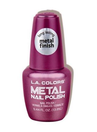 LA Colors Metal Nail Polish