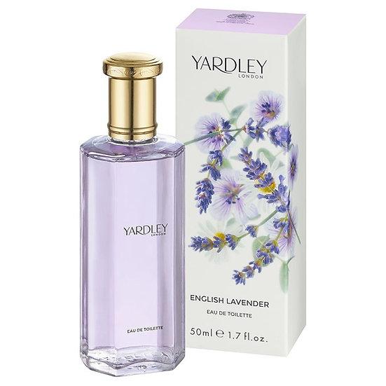Yardley English Lavender eau de toilette