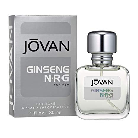 Jovan Ginseng NRG for Men