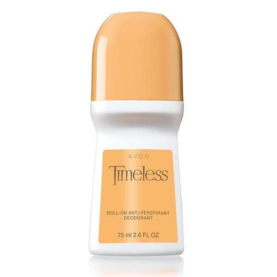 Avon Timeless Bonus Size Roll On Deodorant