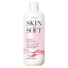 Avon Skin So Soft Soft and Sensual Body Lotion