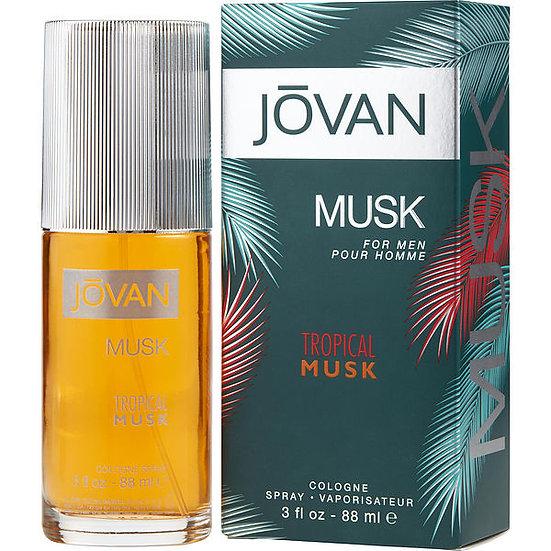 Jovan Tropical Musk for Men