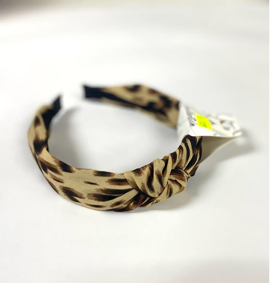CL Collection Leopard Print Headband