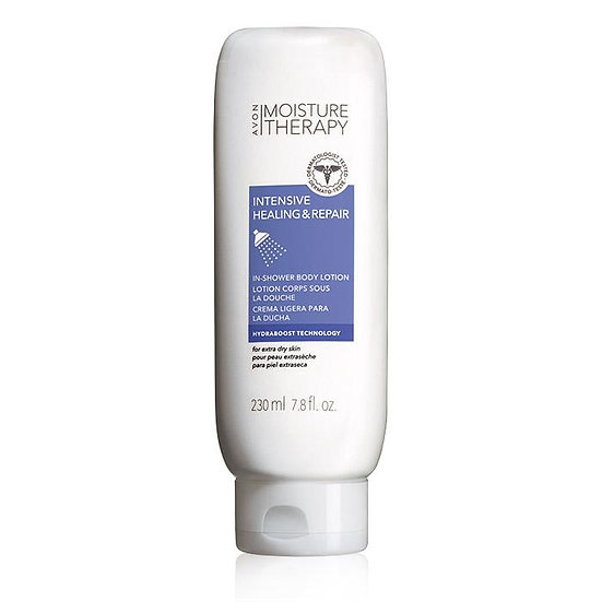 Avon Moisture Therapy Intesive Healing and Repair In-Shower Body Lotion