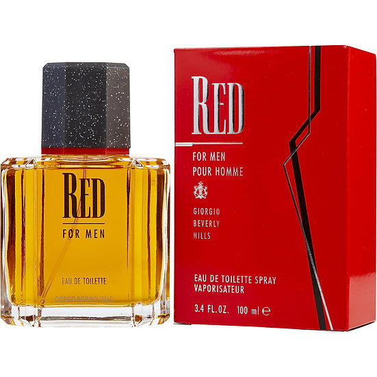 Giorgio Beverly Hills Red for Men
