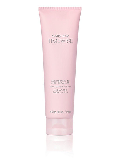 Mary Kay TimeWise Age Minimize 3D 4 In 1 Cleanser
