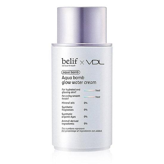 belif x VDL Aqua Bomb Glow Water Cream