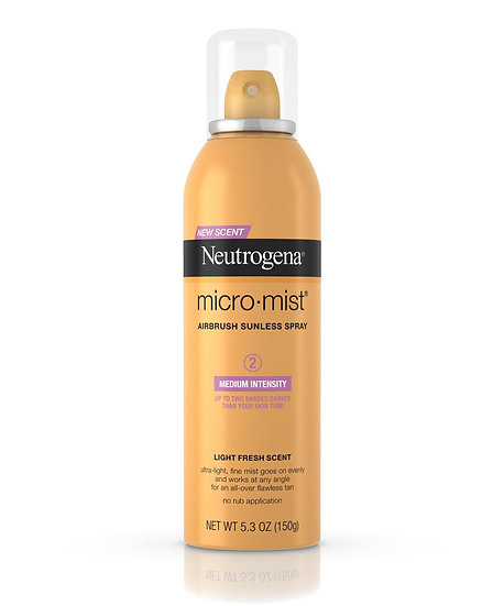 Neutrogena Micro Mist Airbrush Sunless Spray