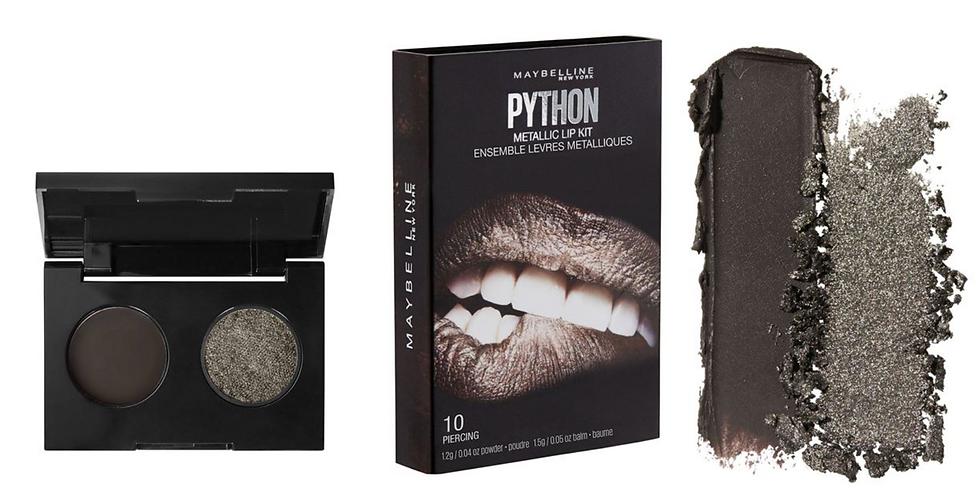 Maybelline New York Python Metallic Lip Kit