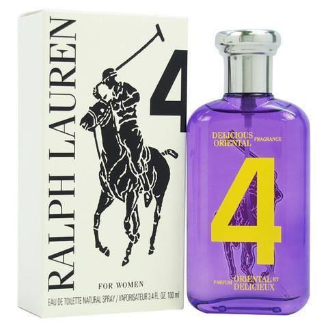 Ralph Lauren Big Pony 4 for Women