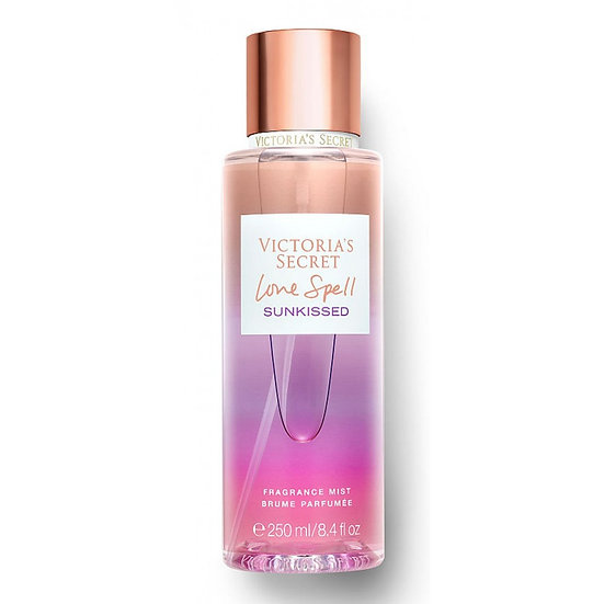 Victoria's Secret Love Spell Sunkissed Fragrance Mist
