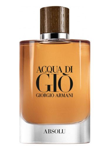 Giorgio Armani Acqua Di Gio Absolu eau de parfum for Men