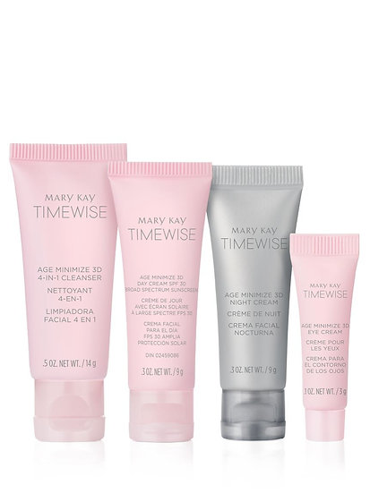 Mary Kay TimeWise Miracle 3D Travel Set