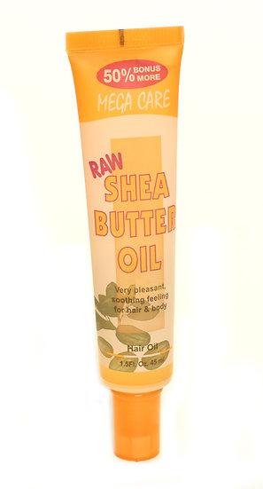 Mega Care Raw Shea Butter Oil, Hair Oil