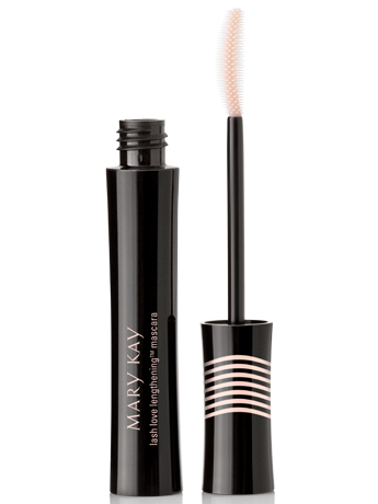 Mary Kay Lash Love Lengthening Black Mascara