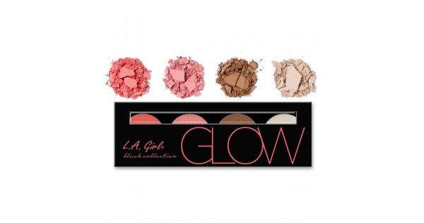 LA Girl Cosmetics Beauty Brick Contour Kit