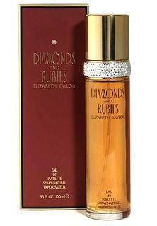 Elizabeth Taylor Diamonds and Rubies