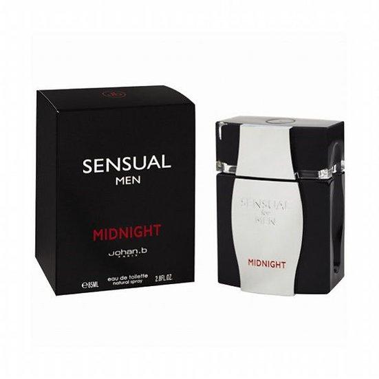 Johan B. Sensual Midnight for Men