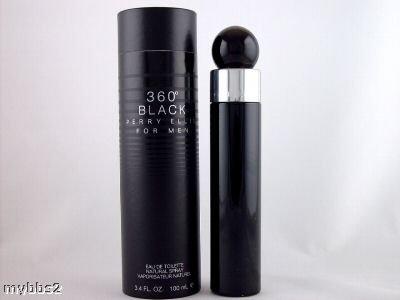 Perry Ellis 360 Black for Men