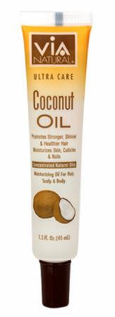 Via Natural Ultra Care Coconut Oil