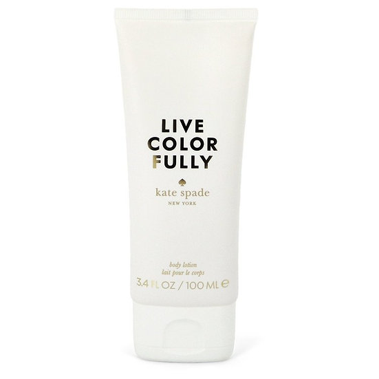 Kate Spade Live Colorfully for Women Body Cream