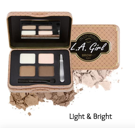 LA Girl Cosmetics Inspiring Brow Kit