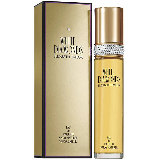 Elizabeth Taylor White Diamonds for Women