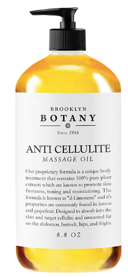 Brooklyn Botany Anti Cellulite Massage Oil
