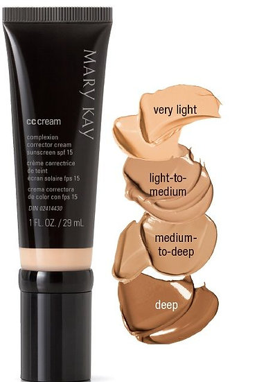 Mary Kay CC Cream Broad Spectrum SPF15