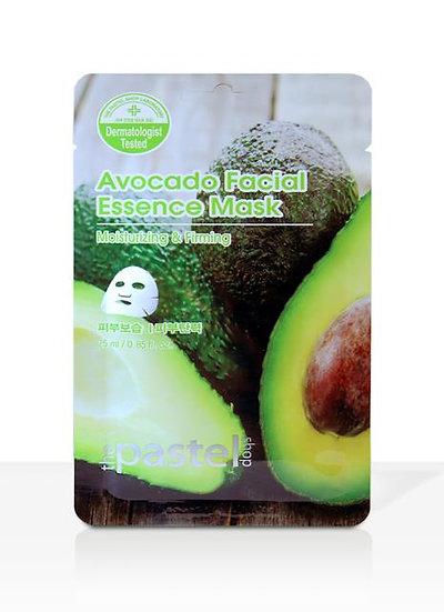 The Pastel Shop Avocado Facial Essence Mask