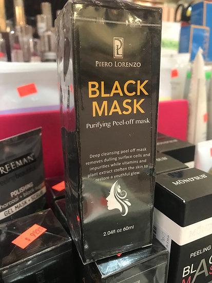 Piero Lorenzo Black Mask Purifying Peel Off Mask