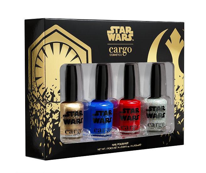 Cargo Cosmetics Star Wars Nail Polish