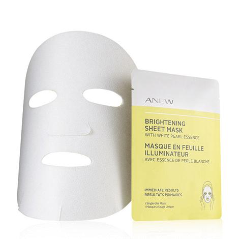Avon Anew Brightening Sheet Mask