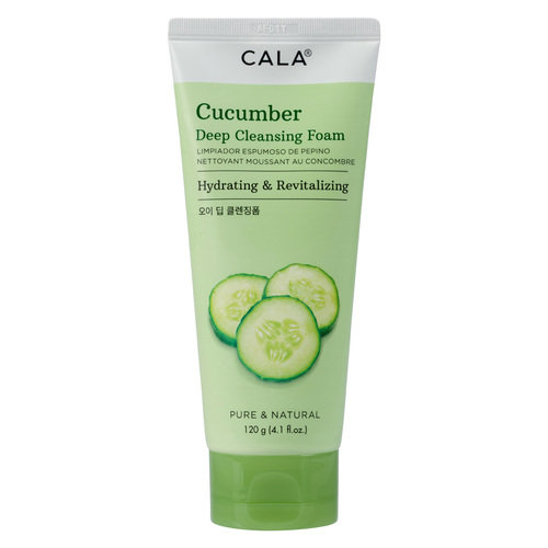 Cala Cucumber Deep Cleansing Foam