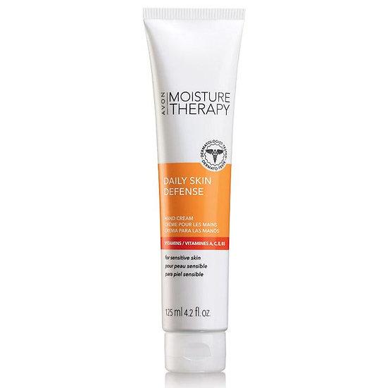 Avon Moisture Therapy Daily Skin Defense Hand Cream