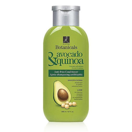Elastine Avocado and Quinoa Anti-Frizz Conditioner