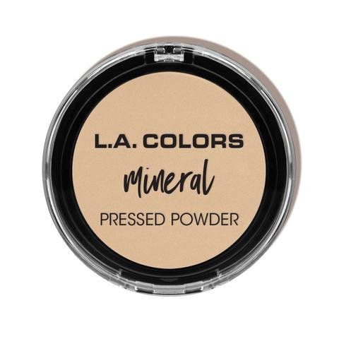 LA Girl Cosmetics Mineral Pressed Powder