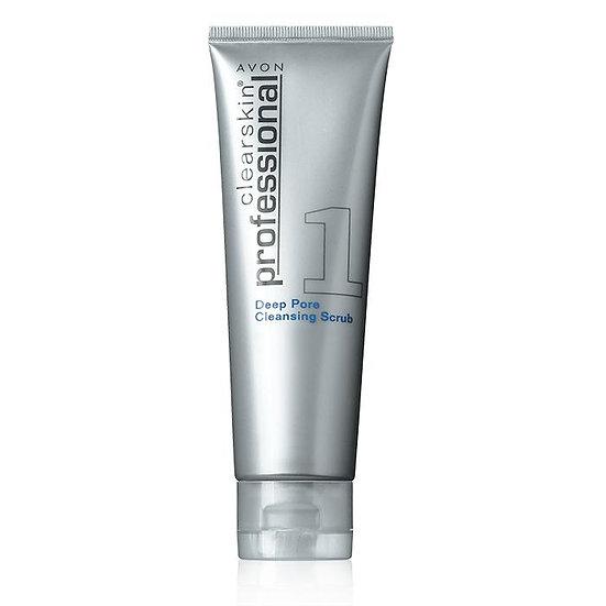 Avon Clearskin Professional Deep Pore Cleansing Scrub
