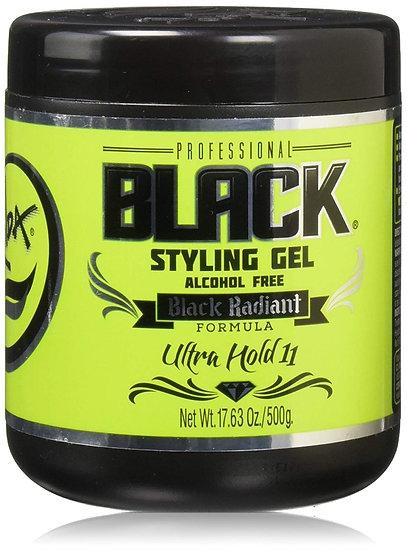 Rolda Professional Black Styling Gel