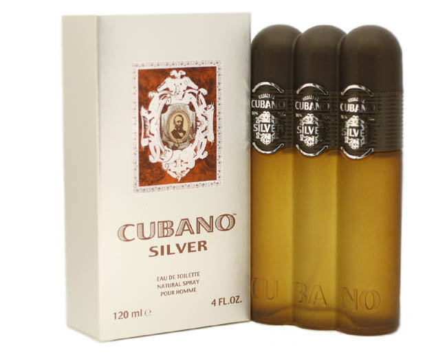 Cubano Silver for Men