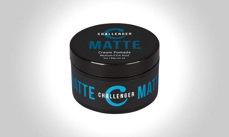 Challenger Matte Cream Pomade Medium-Firm Hold