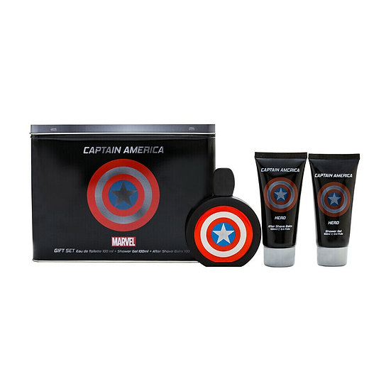 Marvel Captain America Gift Set