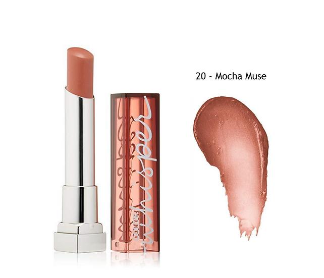 Maybelline New York Color Whisper Lipstick