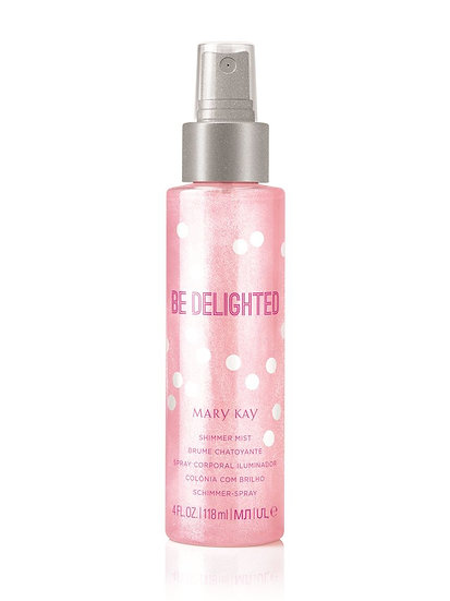 Mary Kay Be Delighted Shimmer Mist