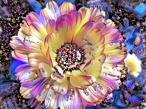Lebensblume
