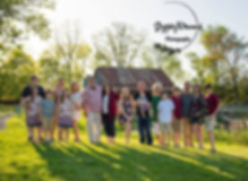 We love seeing the farm as the backdrop for many family photo shoots!